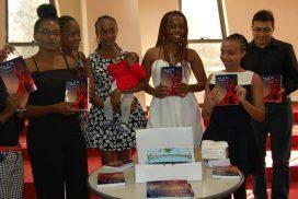 Ida Kemunto: Writing is my therapy.
