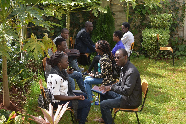 Writers Guild Kenya