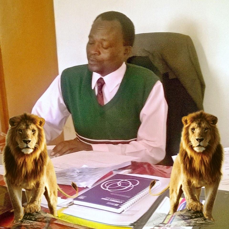 Charles Okoth