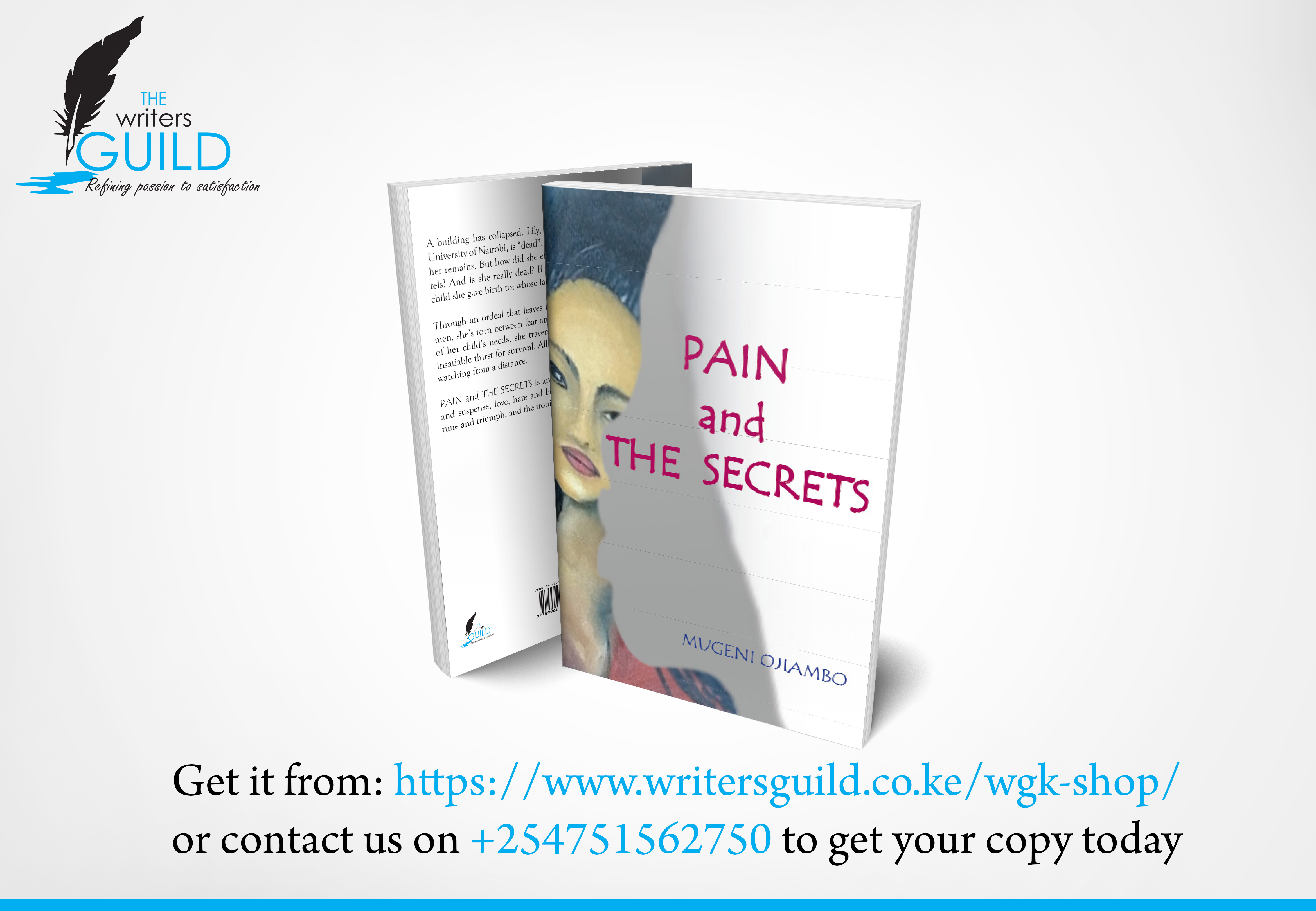 pain and the secrets 1